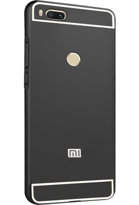 Microsonic Xiaomi Mi A1 Kılıf Luxury Mirror