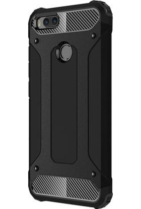 Microsonic Xiaomi Mi A1 Kılıf Rugged Armor
