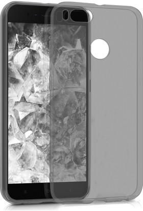 Microsonic Xiaomi Mi A1 Kılıf Transparent Soft