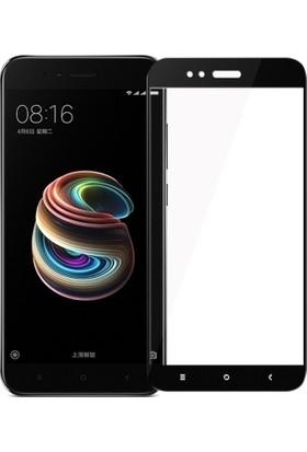 Microsonic Xiaomi Mi A1 Tam Kaplayan Temperli Cam Ekran koruyucu Film