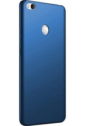 Microsonic Xiaomi Mi Max 2 Kılıf Slim Fit Rubber + Nano Cam