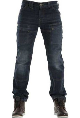 Tech90 Overlop Sturgis Lacivert Erkek Pantolon
