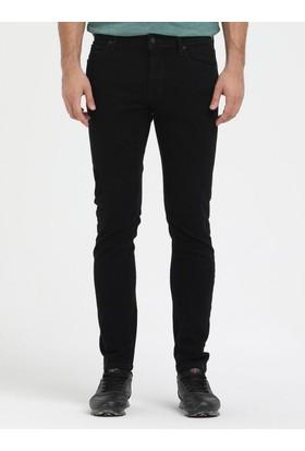 Tech90 Vecton Manx Erkek Siyah Pantolon