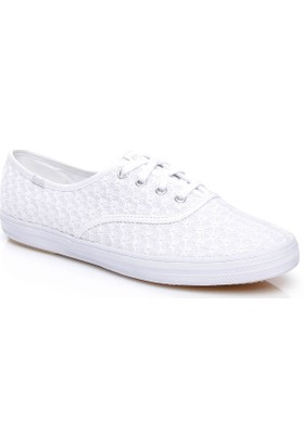 Keds Champion Kadın Beyaz Sneaker Wf56422
