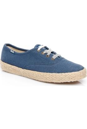 Keds Champion Kadın Lacivert Sneaker Wf56428
