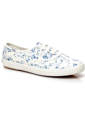 Keds Champion Kadın Mavi Sneaker Wf57111