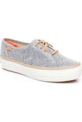 Keds Triple Kadın Lacivert Sneaker Wh56488