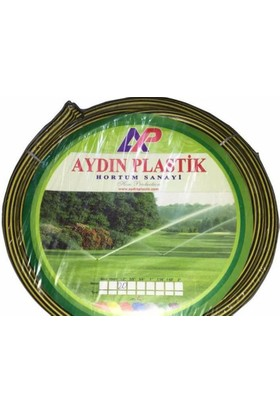 Aydın Plastiktarım Sepeti 20 M Plastik Hortum