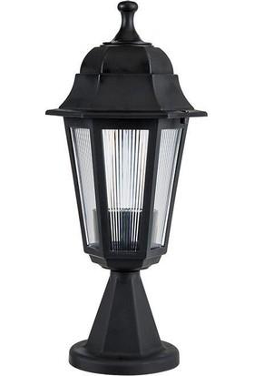 Modelight Optik Siyah Dış Mekan Lambası 38 cm