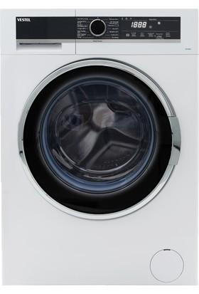 Vestel CM 9812 A+++ 1200 Devir 9 kg Çamaşır Makinesi