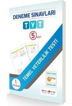Farklı Sistem Yayınları TYT 5'Li Denemeleri