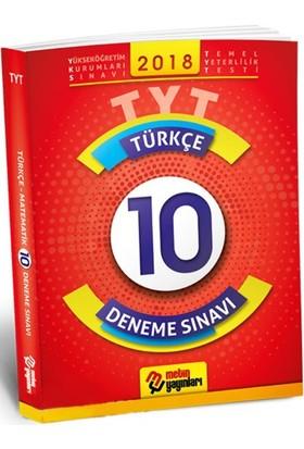 Metin Tyt Türkçe 10 Deneme Sınavı