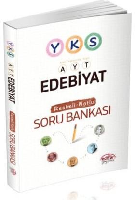 Editör Yks Edebiyat Resimli-Notlu Soru Bankası