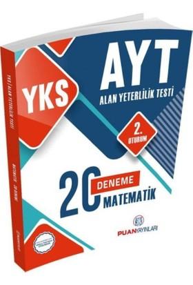 Puan YKS 2. Oturum AYT Matematik 20 Deneme