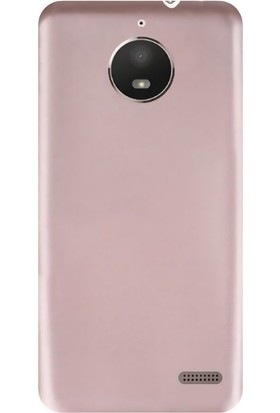 Coverzone Motorola Moto E4 Kılıf Silikon Soft Premier