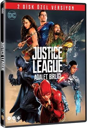 Adalet Birliği-Justıce League 2 Disc Dvd