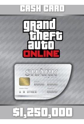 Grand Theft Auto V Gta: Great White Shark Cash Card Dijital Kod / E-Pin