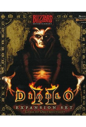 Diablo 2: Lord Of Destruction Dijital Pc Oyunu