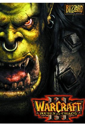 Warcraft 3: Reign Of Chaos Dijital Pc Oyunu