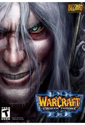 Warcraft 3: The Frozen Throne Dijital Pc Oyunu