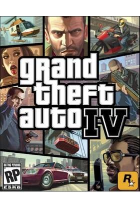 Grand Theft Auto IV Gta Dijital Pc Oyunu