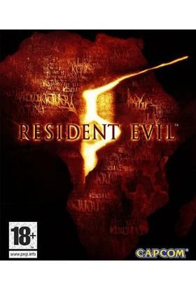 Resident Evil 5 Dijital Pc Oyunu
