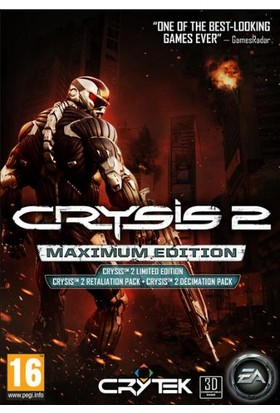 Crysis 2 (Maximum Edition) Dijital Pc Oyunu