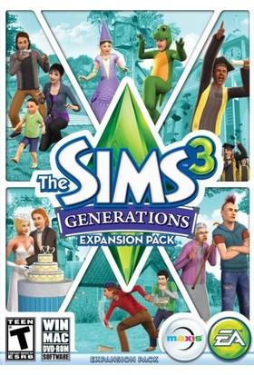The Sims 3: Generations Dijital Pc Oyunu