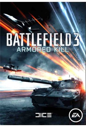 Battlefield 3: Armored Kill Dijital Pc Oyunu
