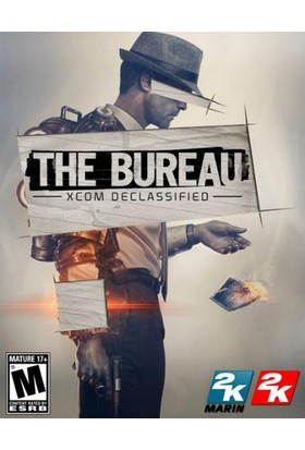 The Bureau: Xcom Declassified Dijital Pc Oyunu