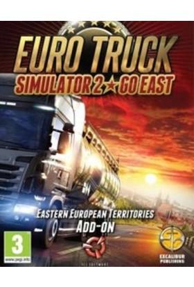 Euro Truck Simulator 2 - Going East (Dlc) Dijital Pc Oyunu