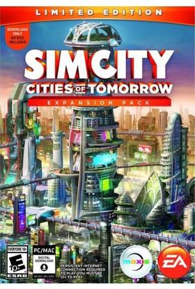 Simcity: Cities Of Tomorrow (Limited Edition) Dijital Pc Oyunu