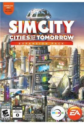 Simcity: Cities Of Tomorrow Dijital Pc Oyunu