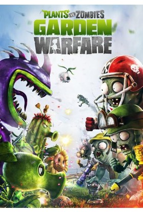 Plants Vs. Zombies: Garden Warfare Dijital Pc Oyunu
