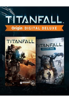 Titanfall (Digital Deluxe Edition) Dijital Pc Oyunu