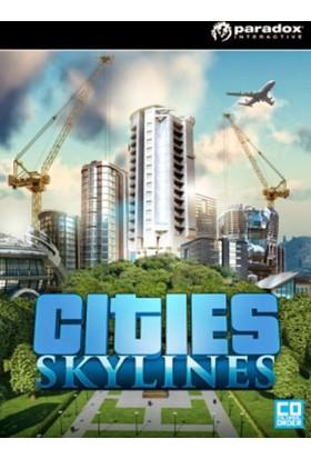 Cities: Skylines Dijital Pc Oyunu