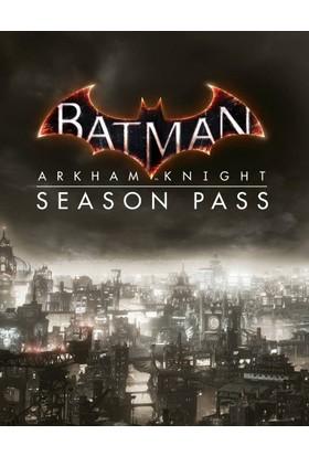 Batman: Arkham Knight - Season Pass (Dlc) Dijital Pc Oyunu