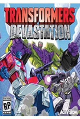 Transformers: Devastation Dijital Pc Oyunu
