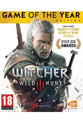 The Witcher 3: Wild Hunt Goty Dijital Pc Oyunu