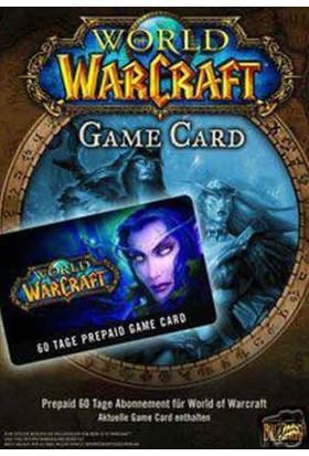 World Of Warcraft 60-Day Time Card Dijital Pc Oyunu