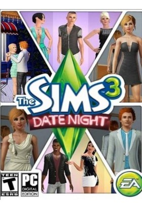 The Sims 3: Date Night (Dlc) Dijital Pc Oyunu