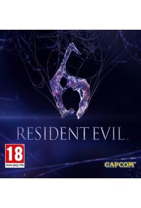 Resident Evil 6 Dijital Pc Oyunu