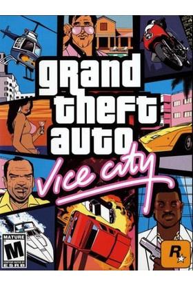 Grand Theft Auto: Vice City Dijital Pc Oyunu