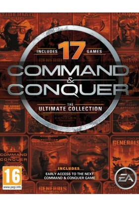 Command & Conquer: The Ultimate Collection Dijital Pc Oyunu