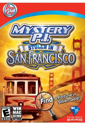 Mystery P.I.: Stolen in San Fransisco