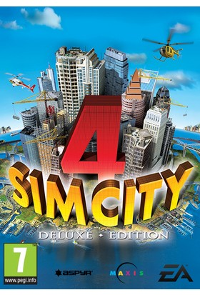 SimCity™ 4 Deluxe (MAC)