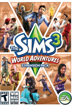The Sims™ 3: World Adventures