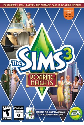 The Sims™ 3: Roaring Heights World