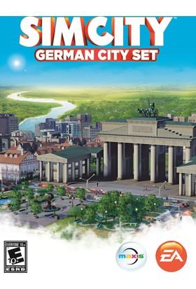 SimCity DLC German City Set