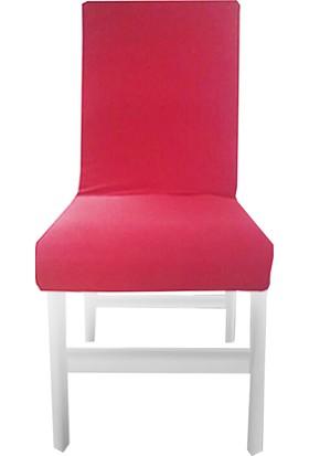 Trend Yıkanabilir Her Sandalyeye Uygun Likralı ve Esnek Su Tutmaz Sandalye Kılıfı